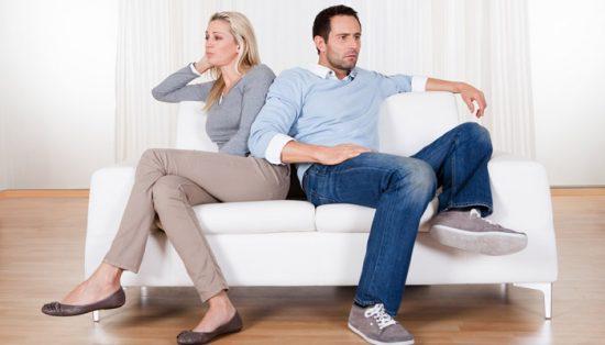 האם אתם יכולים להגדיר מה הבעיה הגורמת לכם לריב עם בן/ת זוגכם?